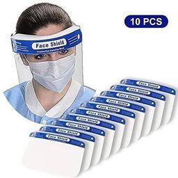 Promo 3 10 Protectores Faciales Importados