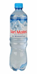 Agua San Mateo