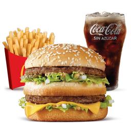 McCombo mediano Big Mac