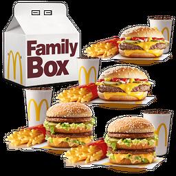Family Box Clasico: 4 combos