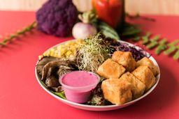 Tofu Nuggets Bowl