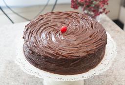Torta Clásica de Chocolate Chica