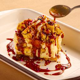 Cheesecake de Turrón Milagroso
