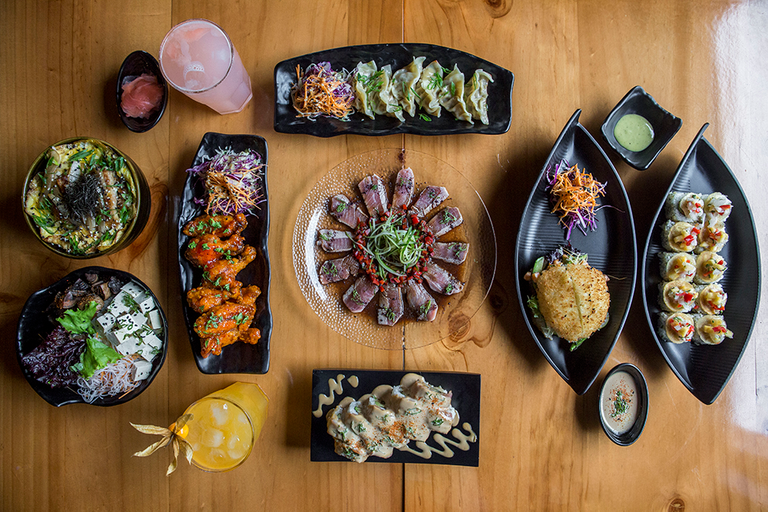 Logo Nami Sushi Bar