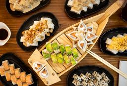 Dragon Rolls Sushi