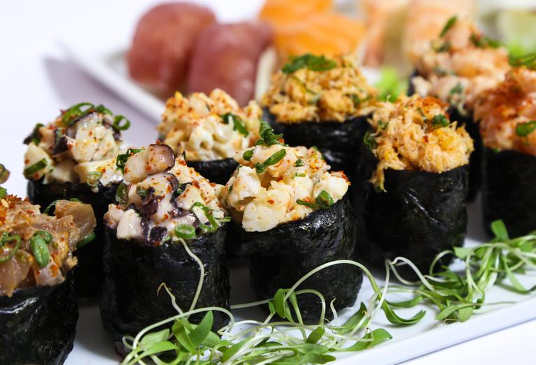 Logo Sushi Ki Delivery