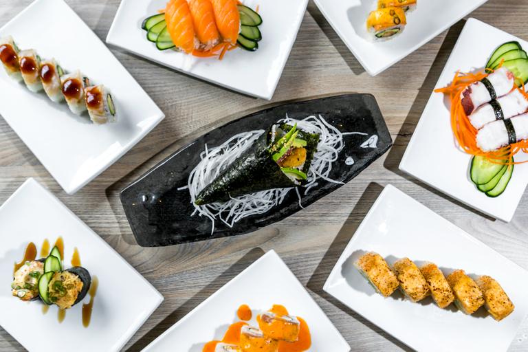 Logo OCK Sushi Bar