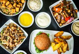 Seitan - Urban Bistro - Vegana & Vegetariana