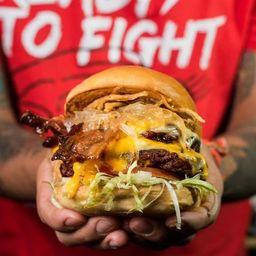 Mayonesa Burger