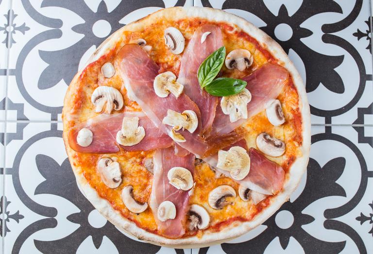 Logo Popolo Pizza