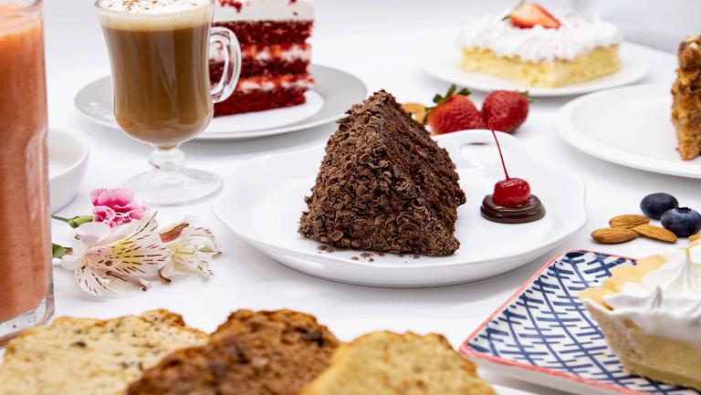 Logo Happy Desserts