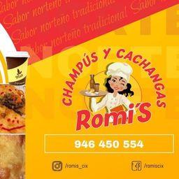 Champús y Cachangas Romis