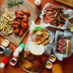 Raffas Food Grill