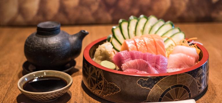 Logo Matsuei - Sushi