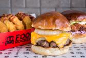 Logo Food Rockers - Hamburguesas