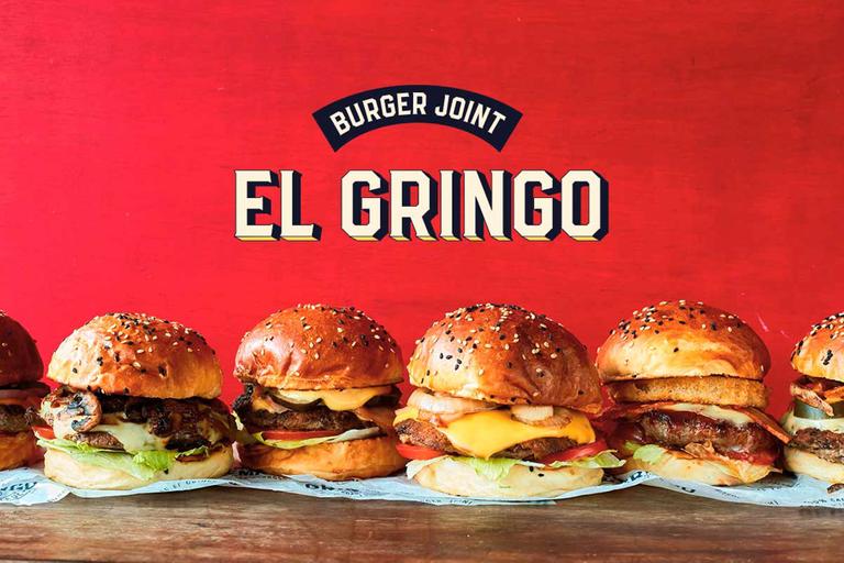 Logo El Gringo Burger Joint - Hamburguesas