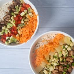 Filomena Rice Bowls