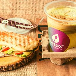 Detox Perú - Jugos y Sandwiches
