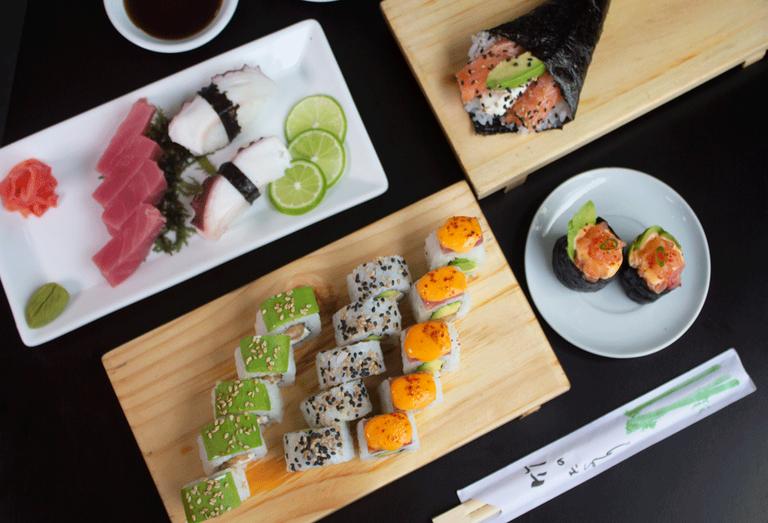 Logo Sabushi Sushi