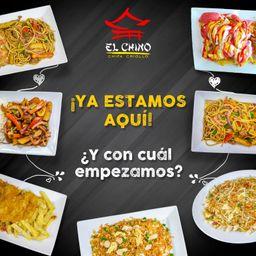 "Chifa restaurante ""EL CHINO"""