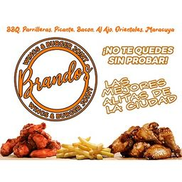 Brandos Wings & Burger Joint