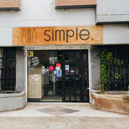 Simple Biomarket
