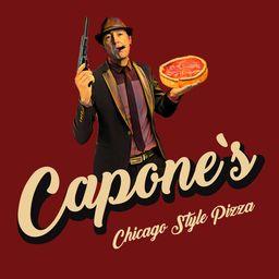 Capone's Pizza Chicago Style Pizza