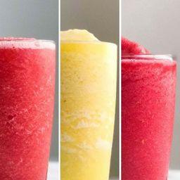 Frozen Juice Bar