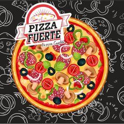 Pizza Fuerte