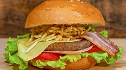Rocket's Burgers