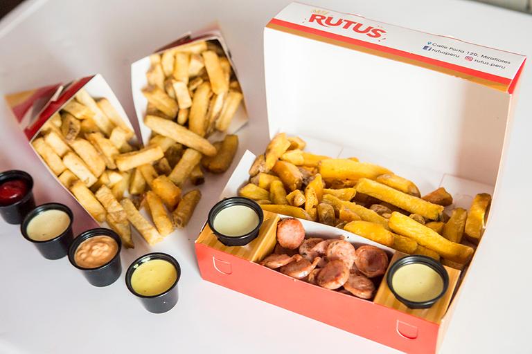 Logo Rutus Restaurante