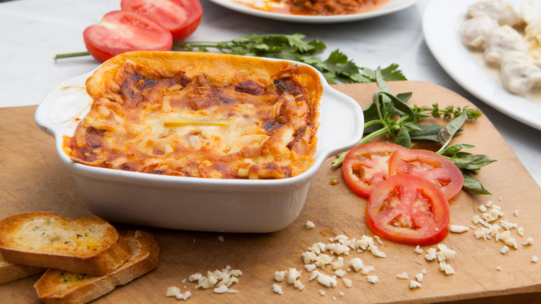 Logo Mi Lasagna