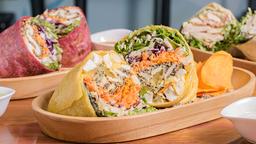 Insólito Wraps y Ensaladas Gourmet