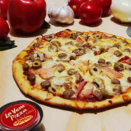 la vera pizza pasta