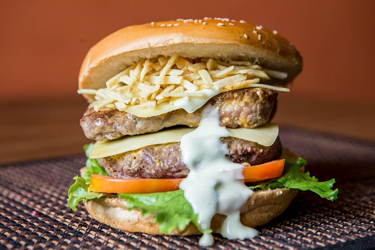 Logo Chazki Burger