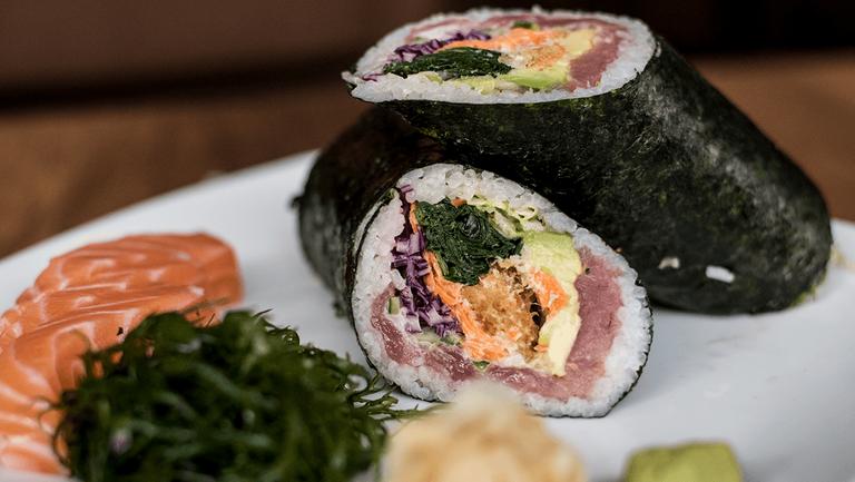 Logo Nori Sushi Bar