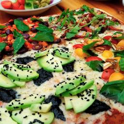 Healthy Pizza - Saludable