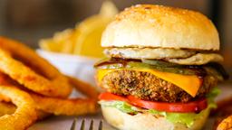 S&C Burger Sin Carne