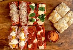 Taglio Pizza Al Corte
