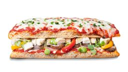 PANIZZA - Healthy Pizza Sandwich