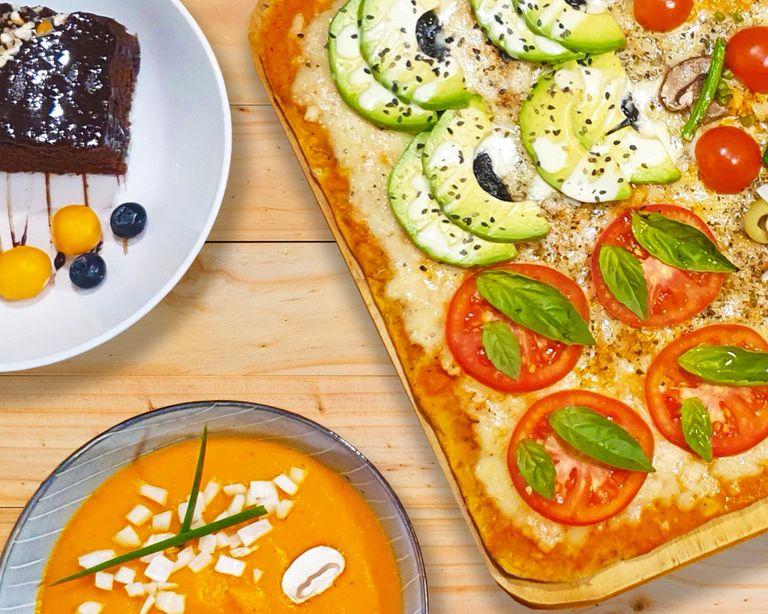 Logo Healthy Pizza