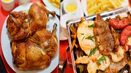 D´Román Pollos y Parrillas