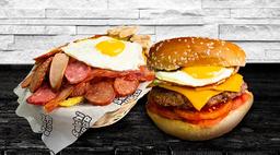 Salchi Burger