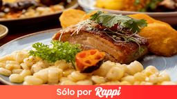 Asnapa Cocina Peruana