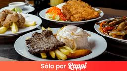 Cafe Restaurante Las Rejas