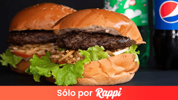 Carbón Burger