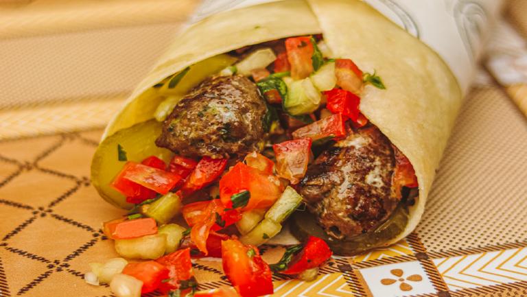 Logo Shawarma al Karam