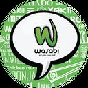 Wasabi background