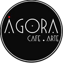 Ágora Café y Arte background
