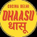 Dhaasu - Cocina Delhi background